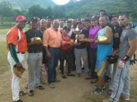 Reinaguran complejo deportivo en Loma de Guayacanes