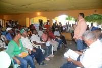 Habilitarán para producción 10 mil tareas tierras en Tamayo: