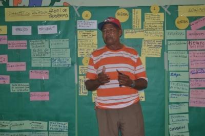 Candidatos proponen Ayuntamiento Participativo y transparente para Quisqueya:
