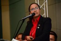 Alcaldesa propone incorporar a las mujeres a plan de desarrollo de políticas públicas: