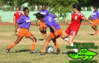 Bayaguana avanza a serie semifinal liga mayor de fútbol femenino