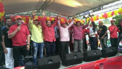 Empresario lanza candidatura a alcalde por el PRSC en Las Matas de Farfán: