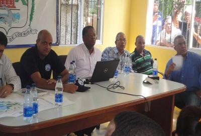 Director de Sismología visita municipio de Los Ríos