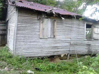 Comunidades rurales de Jamao al Norte, viven en la pobreza extrema