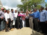 6,300 habitantes se beneficiarán con construcción de acueducto en Municipio Partido