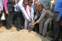 Comienzan trabajos de acueducto para Dajabón