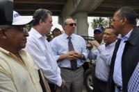 Avanzan trabajos evitará inundaciones del rio Yaque del Sur