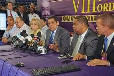 Denuncian fraude elecciones CC-PLD Azua