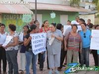 Municipio de Tenares Pide creación de Cloaca y terminación del Acueducto Múltiple