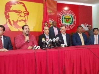 Se afianza alianza PRSC-PRM en Las Matas de Farfán: