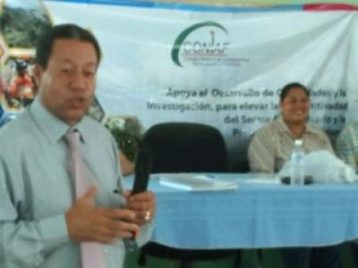 Coniaf interviene zonas agrícolas de Bahoruco e Independencia: