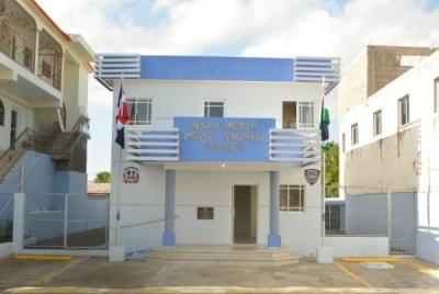 Gobierno entrega destacamento policial en provincia Hermanas Mirabal: