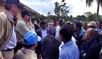 Medina ordena entrega de semillas y solucionar regadío en Baiguá