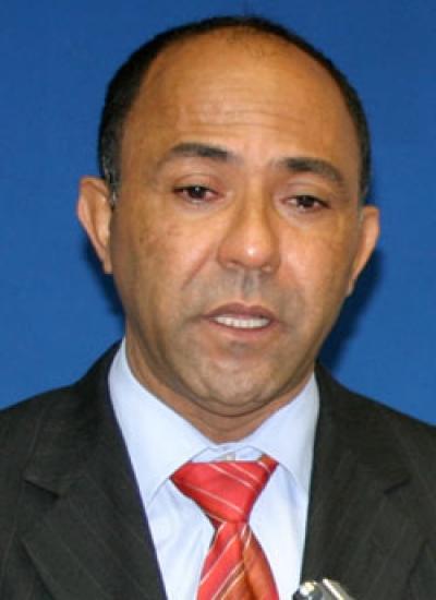 Lic. Regís Victorio, Fiscal de la provincia de Duarte.