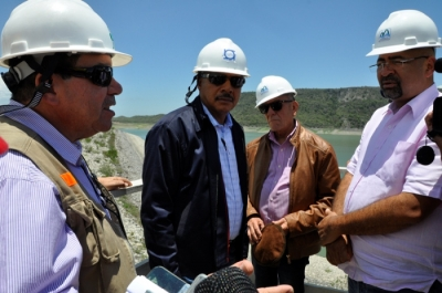 Olgo Fernández dice que Danilo autorizó recursos para terminación presa de Sabana Yegua