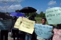 Advierten habrá candela en zonas cercanas a circunvalación Norte de Santiago