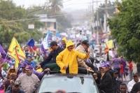 El presidente Danilo Medina recorre las provincias de la Línea Noroeste: