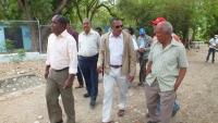 Director del INDRHI visita asentamiento AC 59 de Jaragua