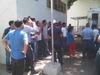 Ayuntamiento de Sanjoma realiza operativo de obtención de licencia de conducir
