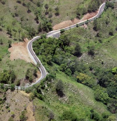 Afirman carretera Jánico y Juancalito activa la economía de la zona: