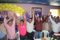 PLD presenta candidato alcalde por Loma de Cabrera:
