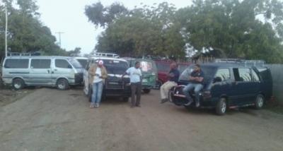 Transportistas de Montecristi y Dajabón levantan paro: