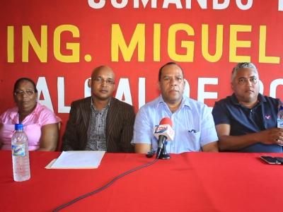 Reformistas respetan pacto entre el PRM y Prsc Sanchez Ramirez: