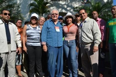 Ministerio de Energía y Minas se suma a prevención del dengue en Cotuí: