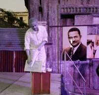 Rinde homenaje póstumo al doctor Tejada Florentino en Salcedo: