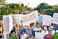 Fuerzas sociales, empresariales y legisladores convocan jornada de lucha en Licey al Medio