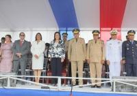 Vicepresidenta celebra el día del patricio Juan Pablo Duarte en SFM: