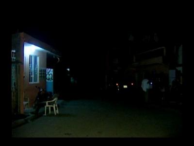 Munícipes solicitan de la alcaldía iluminación de las calles: