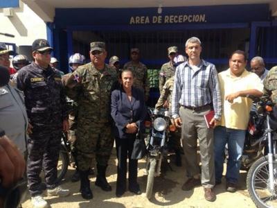 Refuerzan patrullas con motocicletas para prevenir robo de ganados en la frontera: