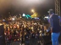 Gobernación de Barahona realiza fiesta navideña