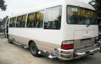Cuatro desconocidos armados de escopetas, a saltan minibús de pasajeros:
