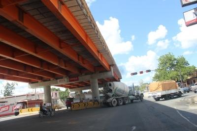 Para descongestionar tránsito abriran este domingo elevado de Piedra Blanca-Bonao: