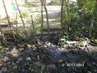 Moradores del sector Baquetazo denuncian colapso de las cloacas