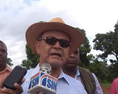 Senador dice recursos servirán para desarrollo de Sánchez Ramírez: