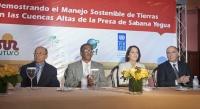 Proyecto en Sabana Yegüa modelo de cooperación interinstitucional