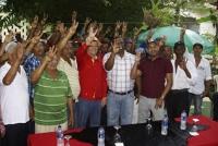 Senador juramenta nuevos movimientos y directorios del Partido Reformista: