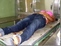 Hombre mata mujer y luego se suicida en Tenares