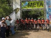 Realizan la segunda vuelta al Lago de la Presa de Hatillo: