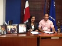 Ministerio Público y Caritas Diocesana firman acuerdo prevención de delitos: