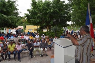 UASD en Barahona realiza un día con la comunidad en Jaragua: