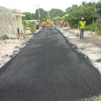 Obras Públicas inicia relleno y construcción de contenes  en Los Guandules: