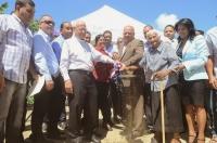 Coraasan inicia sistema para aguas residuales en la Peñita: