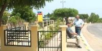 Denuncian esta en abadono parque de Manzanillo :