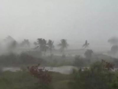 Tormenta Erika se encuentra a 140 kilómetro de la Isla Saona, informa el COE: