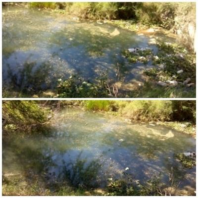 Moradores de Laguna Salada piden saneamiento de cañada: