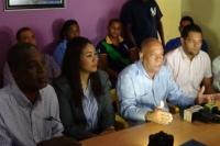 Precandidatos del PLD en Higüey rechazan alianza con Amable Aristy:
